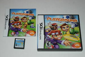 Playground Nintendo DS Video Game Complete
