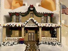 Thomas Kinkade Christmas Hawthorne Village - Post Office