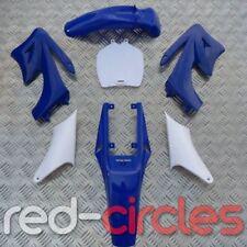 Bleu 49cc & 47cc Mini Moto Saleté Vélo Apollo Plastique Kit