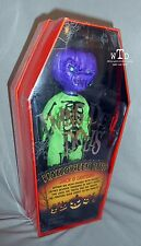 LDD living dead doll * JACK O LANTERN * SEALED  purple green australian release