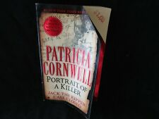 Portrait of a Killer, Jack the Ripper Case Closed by Patricia Cornwell paperback