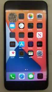 Apple iPhone 6s Plus A1634 AT&T 32GB Clean IMEI Poor Condition IP-206