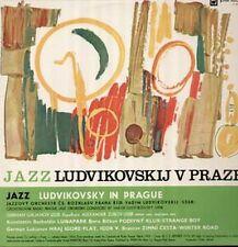 Ludvikovskij German, Kamil Hala, ludvikovsky dans Prague-orig. Panton LP