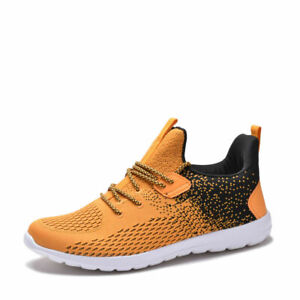 New Mens Athletic Running Shoes Casual Walking Gym Sneakers Light Weight
