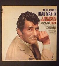 The Hit Sounds Of Dean Martin A Million And One Coming Running Back Vinyl LP