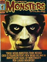 Famous Monsters Of Filmland 226 Issue Collection Karloff Lugosi Free Shipping