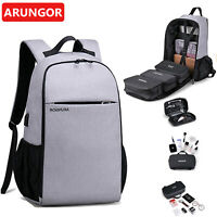 Men Women Waterproof Travel Bag Notebook Outdoor School Backpack Laptop Bag New