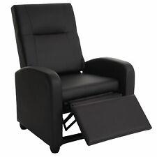 Fernsehsessel Dallas Basic, Relaxsessel Relaxliege Sessel, Kunstleder coffee