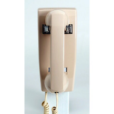 Industrial Hot Dialer Wall Phone - ASH/BEIGE/IVORY by HQTelecom