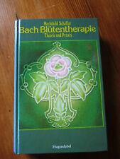 M.Scheffer:Bach Blütentherapie,gebund.Buch,14.Aufl.1990,303 S.