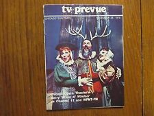 Nov-1978 Chicago TV Prevue Magaz(EUGENE JOHNSON/LESLIE HOFFMAN/CHARLOTTE GARDNER