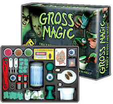 NEW Gross Magic 50 Trick Tricks Set with Instructions  Illusions Revolting Magic