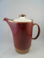 Poole Compact Chestnut Coffee Pot