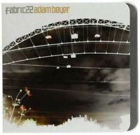 Adam Beyer - Fabric22: Adam Beyer [CD]