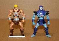 2003 Mattel Masters of the Universe MOTU He-Man & Skeletor Burger King Figure
