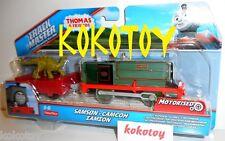 SAMSON Engine & Truck Dinosaur Thomas & Friends Trackmaster Railway Train Mattel