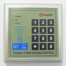 Free 5 cards + RFID Access Control Reader Passwor Keypad For Magnetic Lock