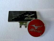 Golf Ball Marker Hat Clip MIZUNO * Red * Magnetic