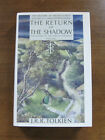 RETURN OF THE SHADOW by J.R.R. Tolkien - 1st/1st 1988 HCDJ middle earth FINE