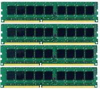NOT FOR PC/MAC! 16GB (4x4GB) PC3-10600 ECC REGISTERED for HP ProLiant DL320 G6