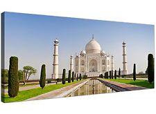 The Taj Mahal - Landscape Canvas Modern 1 Panel - 120cm Wide - 1203