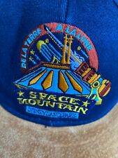 Casquette Space Mountain Neuf / New Space Mountain Hat Disneyland Paris Disney