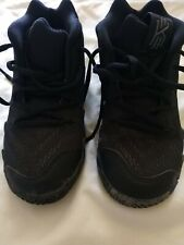Boys Black Nike Tennis Shoes Size 13C Kyrie Irving 4 Style aa2898-008