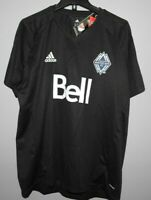 MLS Adidas Vancouver Whitecaps Soccer Football Jersey New Mens Sizes