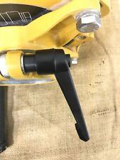 Trimble Ratchet Handle Metal Premium Ms992 Ms990 Ms995 Ms980 Gps Globe Dozer