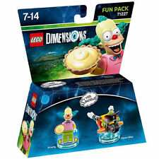 LEGO Dimensions 71227 Simpsons Fun Pack Krusty the Clown NEW AUST STOCK (#1300)