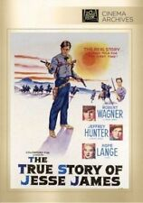True Story of Jesse James 0024543244455 DVD Region 1