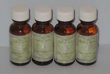 4 THE HEALING GARDEN GREEN TEA AROMA OILS - ENLIGHTENING - 0.5 oz ea TEATHERAPY