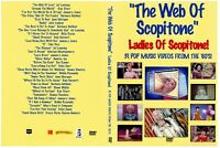 Web of Scopitone Ladies film Classics DVD music video 16mm collection 1960's