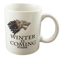 Juego de Tronos-se acerca el invierno tazas de té café taza Taza Regalo Presente
