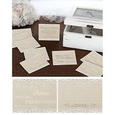 Lillian Rose GA510 Country Lace Guest Signing Cards
