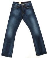 B-Ware Nudie Herren Regular Bootcut Jeans - Alf NJ2274 - W30 / W31 - L34