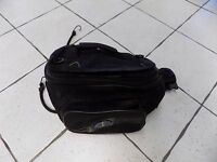 Oxford expandable Rear seat tail bag luggage
