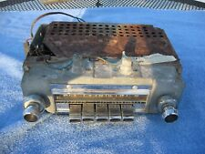 1961 1962 Chrysler AM radio