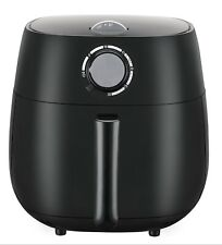 4 Liter Air Fryer with Double Ceramic Basket & Pan Set (1818)