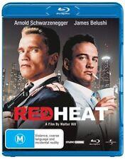 Red Heat (Blu-ray, 2010)
