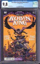Dark Nights: Death Metal Robin King #1 (DC Comics, 2020) CGC 9.8