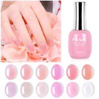 RS Nail UV LED Gel Nail Polish Varnish Soak Off Jelly Gel Colour 15ml