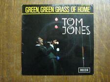 TOM JONES EP FRANCE GREEN GREEN GRASS OF HOME