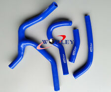 Silicone radiator hose for Honda CRF450R CRF450 2015 2016 15 16 BLUE