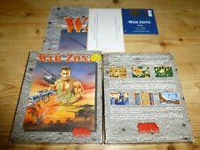 Zone de guerre (Inc. Poster) - Commodore Amiga (testé)