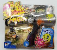 Virtual Paintball Challenge Playmates Electronix Game Toy Gun 1999 Real Startegy