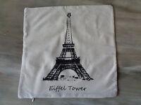 Fodera Cuscino Parigi Magico E La Torre Eiffel Senza Marca 45 CM X