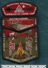 Got at 2018 NOAC: AH Tic 139 Two Part Set & CSP only 200 made