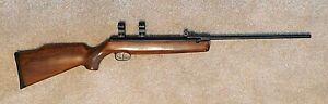 Beeman Model R7 .177 Caliber Air Rifle Gun San Rafael Model w Gary Goudy Stock
