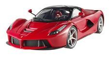 Opened FERRARI LAFERRARI F70 HYBRID ELITE RED 1/18 DIECAST MODEL HOTWHEELS BCT79